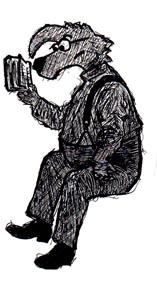 1999 Kyle Reading Clip Art