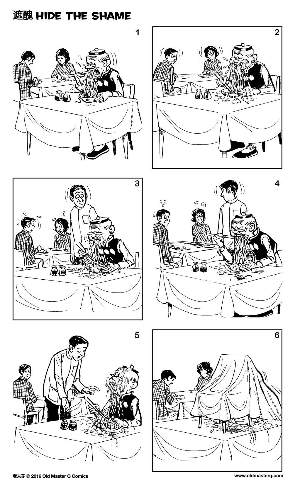 Old Master Q Comics Pdf